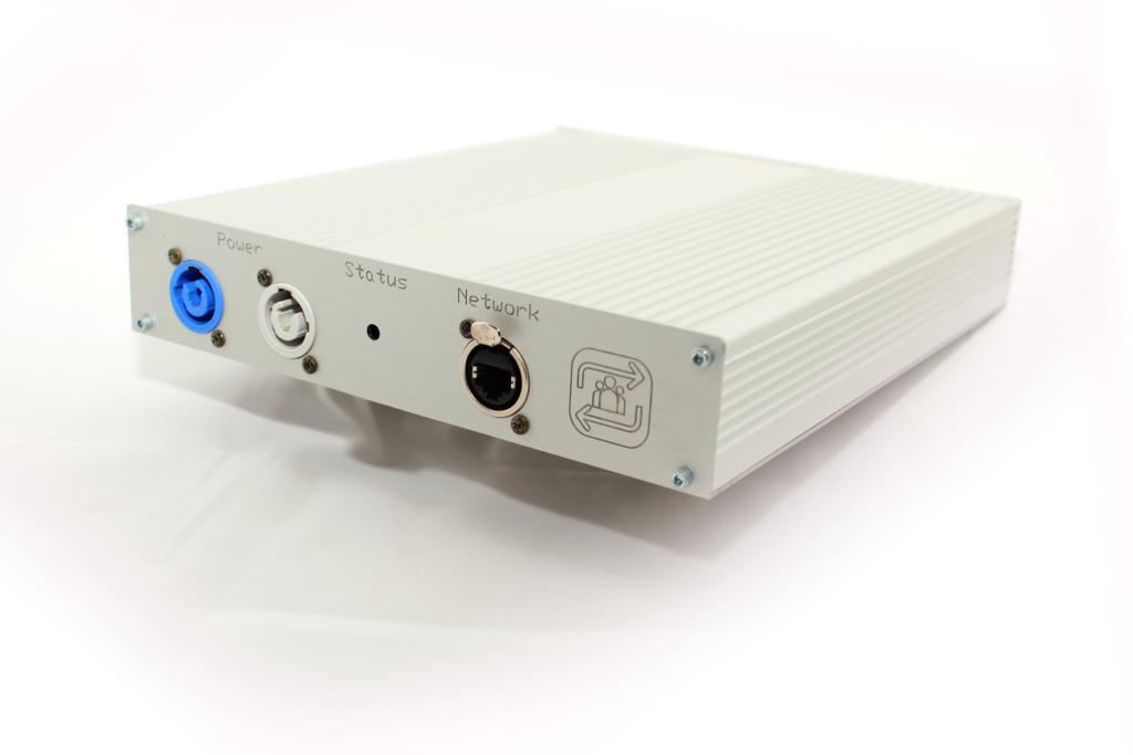 Laserscanner für Kundenfrequenzmessung und Personenstromanalyse